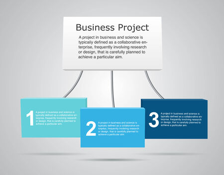 circle infographic  Template for diagram, business presentation  Vector