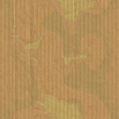Seamless cardboard texture, paper background Stock Photo