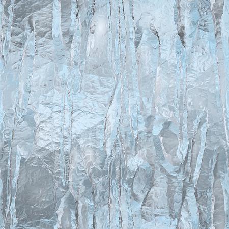 シームレスなアイス テクスチャ, 冬の背景