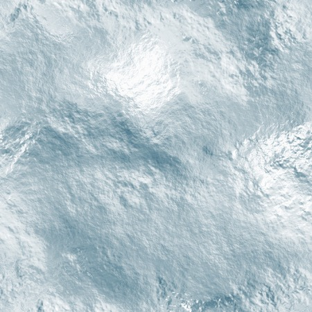 aqua background: Seamless ice texture, winter background Stock Photo