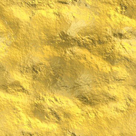 Seamless gold texture, patterned background photo