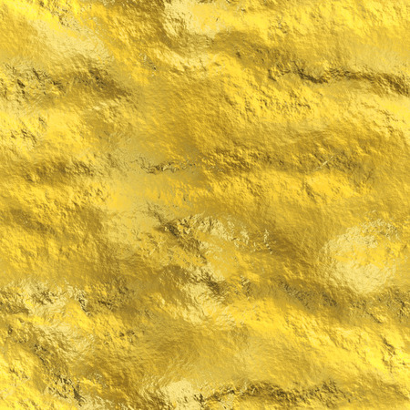 Seamless gold texture, abstract patterned background photo