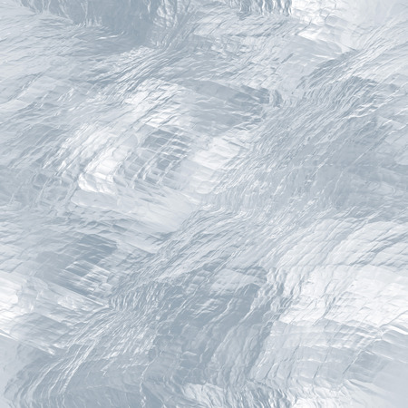 ice crystal: Seamless ice frozen water texture, abstract winter background