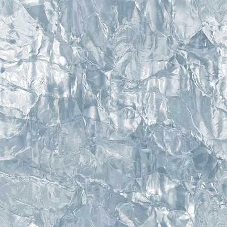 Seamless ice texture, computer graphic, big collection Фото со стока - 43273153