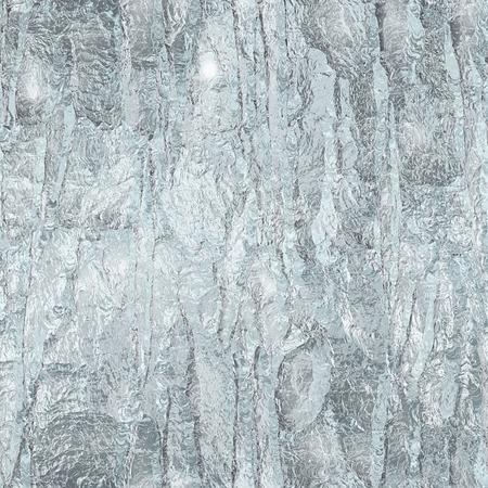 Seamless ice texture, computer graphic, big collection Banco de Imagens - 43273193