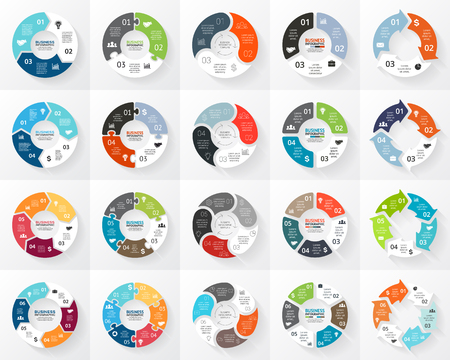abstract template: Layout for your options or steps. Abstract template for background.