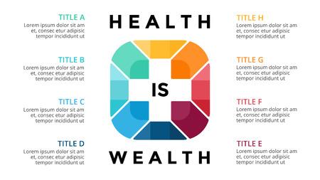 medical doctors: Vector plus infographic, medical diagram, healthcare graph, hospital presentation. Illustration