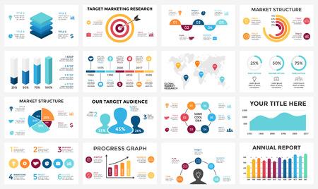 インフォ グラフィックをマーケティング、サイクル図、グローバル ビジネス グラフ、プレゼンテーションのグラフ。3、4、5、6、7、8 のオプション