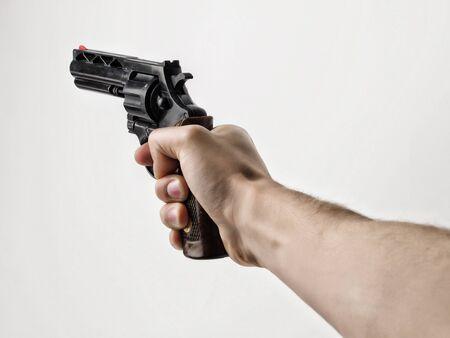 holdup: gun