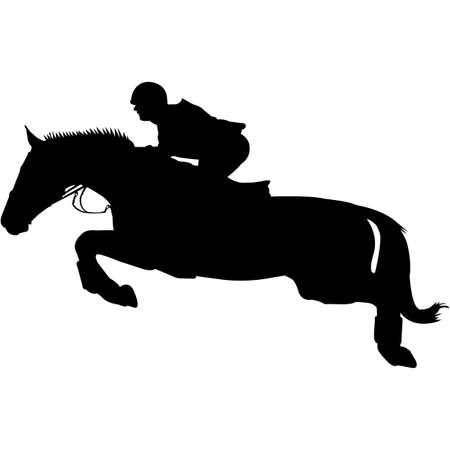 Eventing Silhouette Vector