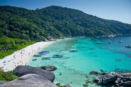 phuket province: Similan islands, Thailand, Phuket
