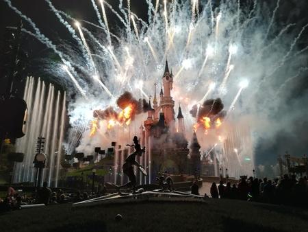 Disneys Disneyland Paris 25th Anniversary Show