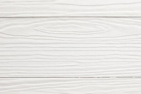 White wooden wall texture background photo