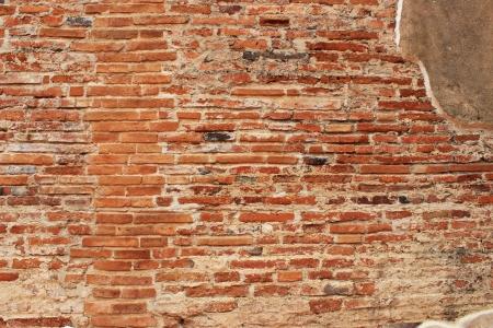 Stone brick wall, old brick Stock Photo