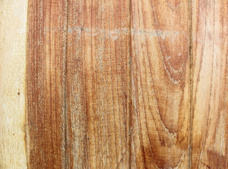 Thai style wood wall background photo