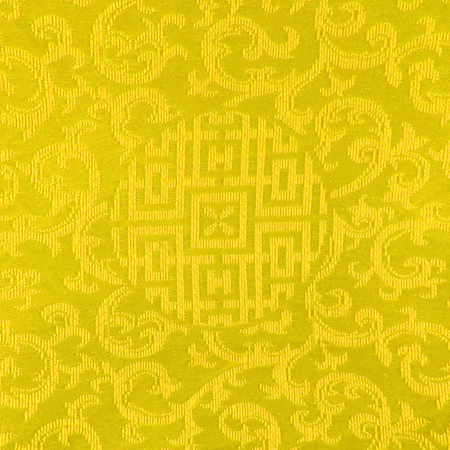 patter: gold Thai fabric patter Stock Photo