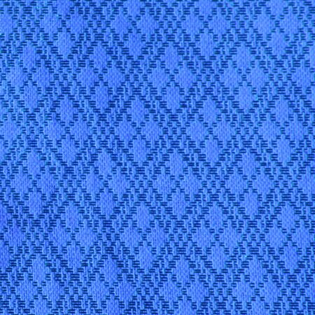blue Thai fabric patter photo