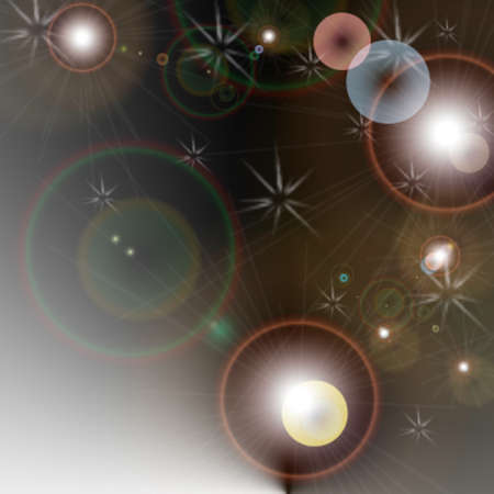 abstract magic bokeh  background photo
