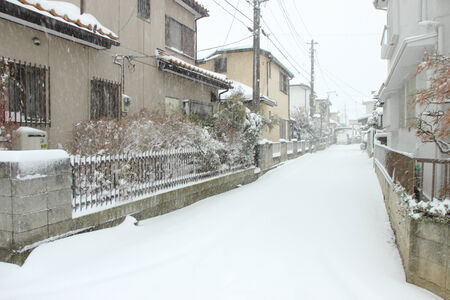 decades: Japan- Feb08   The heaviest snow in decades in Tokyo and other areas of Japan  , On FEB 08, 2014 in  Japan
