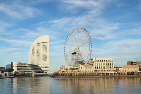 Yokohama city , Japan