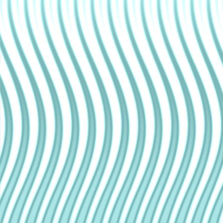 Wavy Blue Lines -  A modern looking spiked and wavy background.