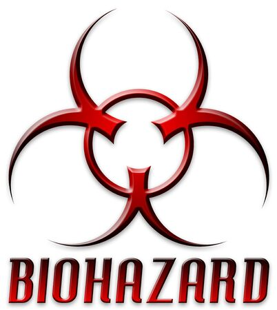 Danger! BIOHAZARD Stock Photo - 404307