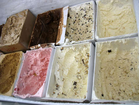 ICE CREAM - So many flavors - how do you pick just one? photo