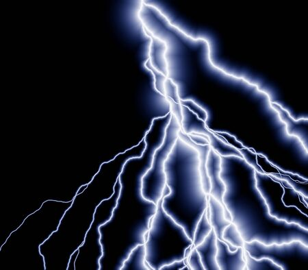 stunned: a great lightning background - many branches of electrical delight