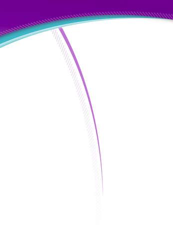 geschwungene linie: Ein Plan des Hintergrundes Hochres, der f�r irgendeine Art Marketing-Material benutzt werden kann: Zeitschriften, Artikel, Scrapbooking und sogar Reklameanzeigen. Die gebogene Linie hinunter die Mitte bildet einen gro�en Teiler f�r laufenden K�rpertext oder entfernt ihn einfach es und gerechter Gebrauch