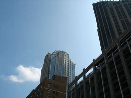 highrises: Urban buildings and highrises.