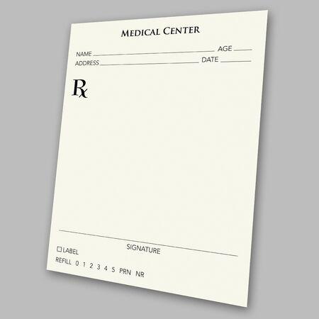 generic drugs: Prescrizione di un vuoto pastiglie di cancelleria - opere di grande medico-annunci correlati. Basta inserire quello che vuoi, come la Archivio Fotografico