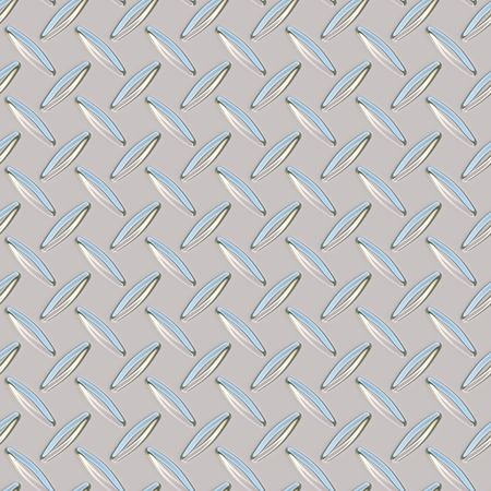 A chrome, diamond plate texture that can be tiled for a high-res background, no matter what the size.  Works great for both print and web design. Stock Photo - 821861