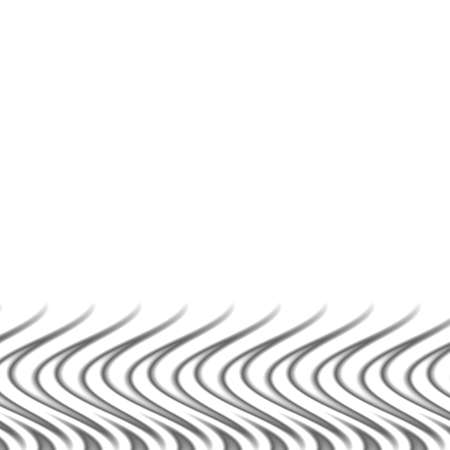 sway: Silver flames border - a swirly abstract background illustration