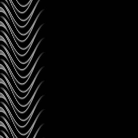 sway: A computer-generated illustration that looks like flames - very wavy.