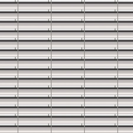seamlessly: A venetian blinds texture - this can be tiled seamlessly as a pattern. Stock Photo