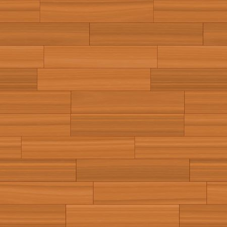 This wood floor pattern tiles seamlessly as a background. Stock Photo - 2678520
