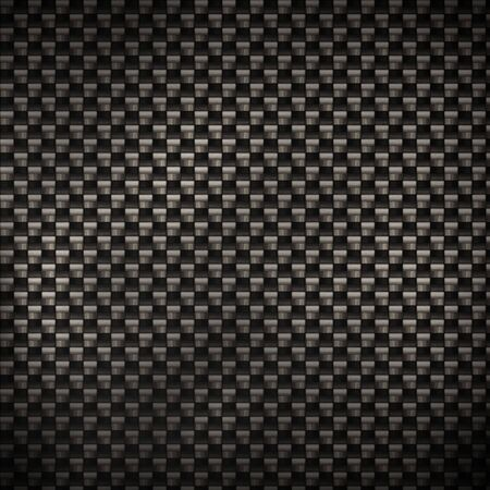 A super-detailed carbon fiber background.  At 100% the actual strands and fibers of the carbon cloth are even visible. Фото со стока