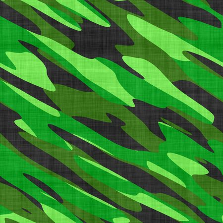 A military camouflage texture - this tiles seamlessly as a pattern. Stock Photo - 2875536