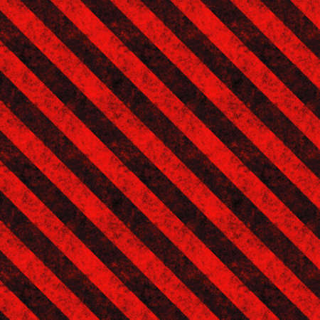 Diagonal hazard stripes texture.  These are weathered, worn and grunge-looking.   Stock Photo - 2875538
