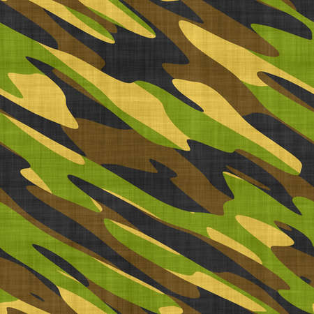 A military comouflage texture - this tiles seamlessly as a pattern. Stock Photo - 2920353