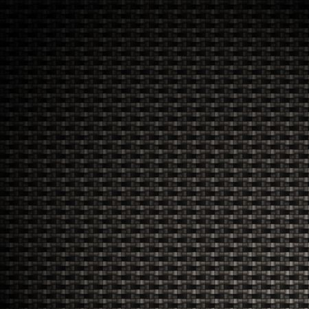 A tightly woven carbon fiber background texture - a great and highly-usable art element for that Stock Photo - 2947936