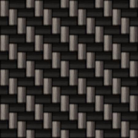 diagonally: A diagonally woven carbon fiber background texture - a great art element for that  Stock Photo