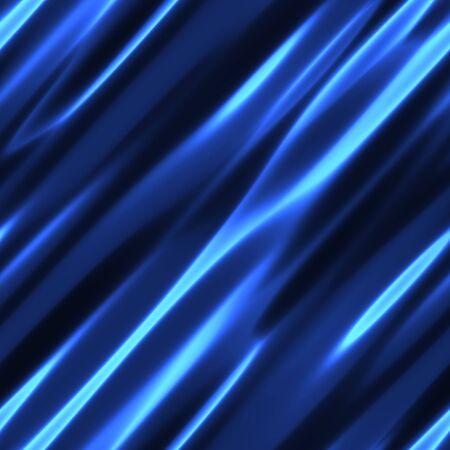 布のような絹のような滑らかな材料です。これは、タイルをシームレスにパターンとして。 写真素材
