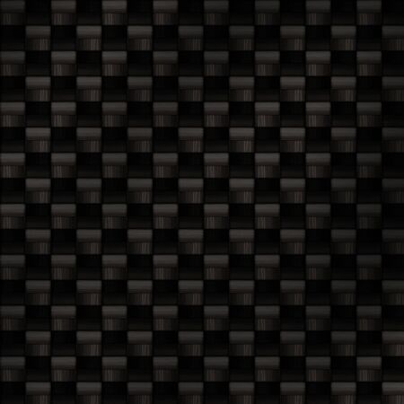 A detailed carbon fiber background texture - a great art element for that Stock Photo - 3080423