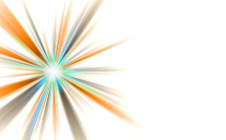 An abstract burst illustration. Very colorful - works great as a background with plenty of copy space. illustration