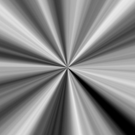 focal point: Inside an abstract vortex - blasting towards a center focal point.