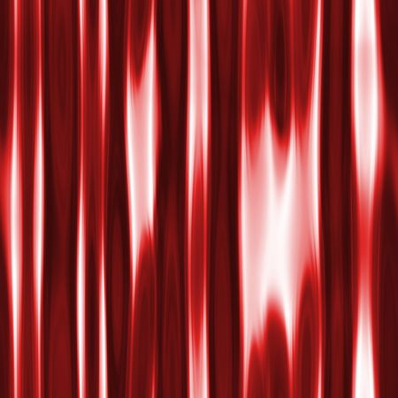 silky velvet: A red background texture that looks like a silky, satin fabric or curtain. This tiles seamlessly as a pattern. Stock Photo