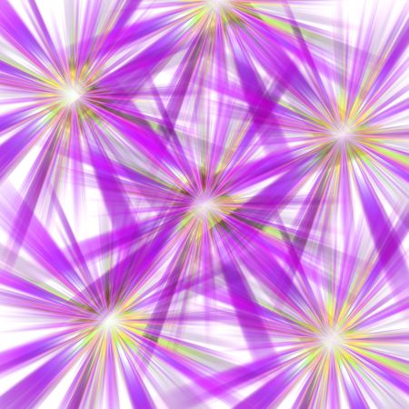An abstract burst illustration. Very colorful - works great as a background. Stock Illustration - 3146881