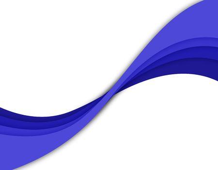 wellenl�nge: Eine wellige Zusammenfassung Layout - ideal f�r die Verwendung als Design-Vorlage oder Hintergrund.