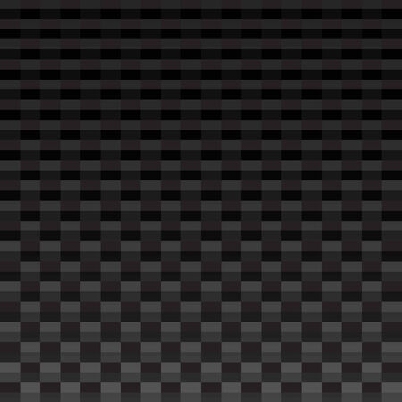 A vectorized version of the highly popular carbon fiber material.  This version tiles seamlessly as a pattern in any direction. Stock Vector - 3223142